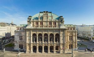 Wiener Staatsoper – Fotocredits: Wiener Staatsoper/Michael Pöhn