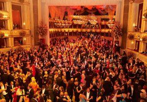 Ballsaal Opernball 2012 – Fotocredits: Wiener Staatsoper/Michael Pöhn