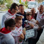 Arnold Schwarzenegger in Schladming, Foto: Special Olympics / Lisa-Marie Reiter