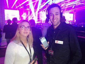 Lineapp & EVENTFEX am 4Gamechanger Festival