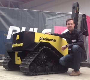 Pixelrunner & EVENTFEX am 4Gamechanger Festival
