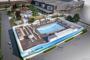 CityWave 3D-Rendering ©SCS/ZOOMVP.at