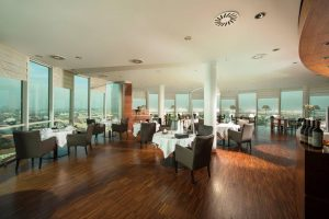 Das Turm - Restaurant - Bar - Lounge