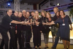 25 Jahre OPUS Marketing - das OPUS-Team, ©Andreas Hross