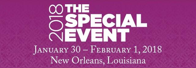 The Special Event 2018