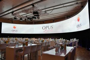 OPUS Marketing 25 Jahre Event Media