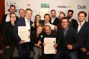 Austrian Event Award 2017 - FIA Gala Gewinner Gold, Foto: Kurt Kramar