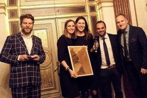 EVA B2B-Event-Award 2017: 1. Platz Beste Produktpräsentation: Nespresso Nacht der exclusiven Genüsse - KESCH, Foto: Thomas Topf
