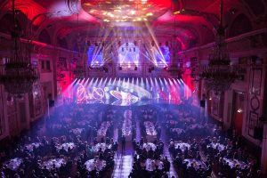 Gesamtkommunikation: FIA General Assembly mit Prize Giving Gala und Public Event