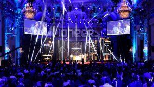 Pioneers Festival gewinnt Gold beim Bea Award, Foto: Sebastian Kreuzberger