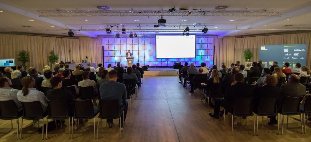 BOE International kooperiert mit ESG, Bild von der Veranstaltung ESG Connect 2017, Foto: Philipp Sasse