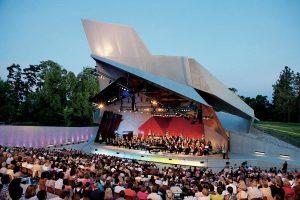 Musik Festival Grafenegg / Wolkenturm, Foto: Werner Kmetitsch