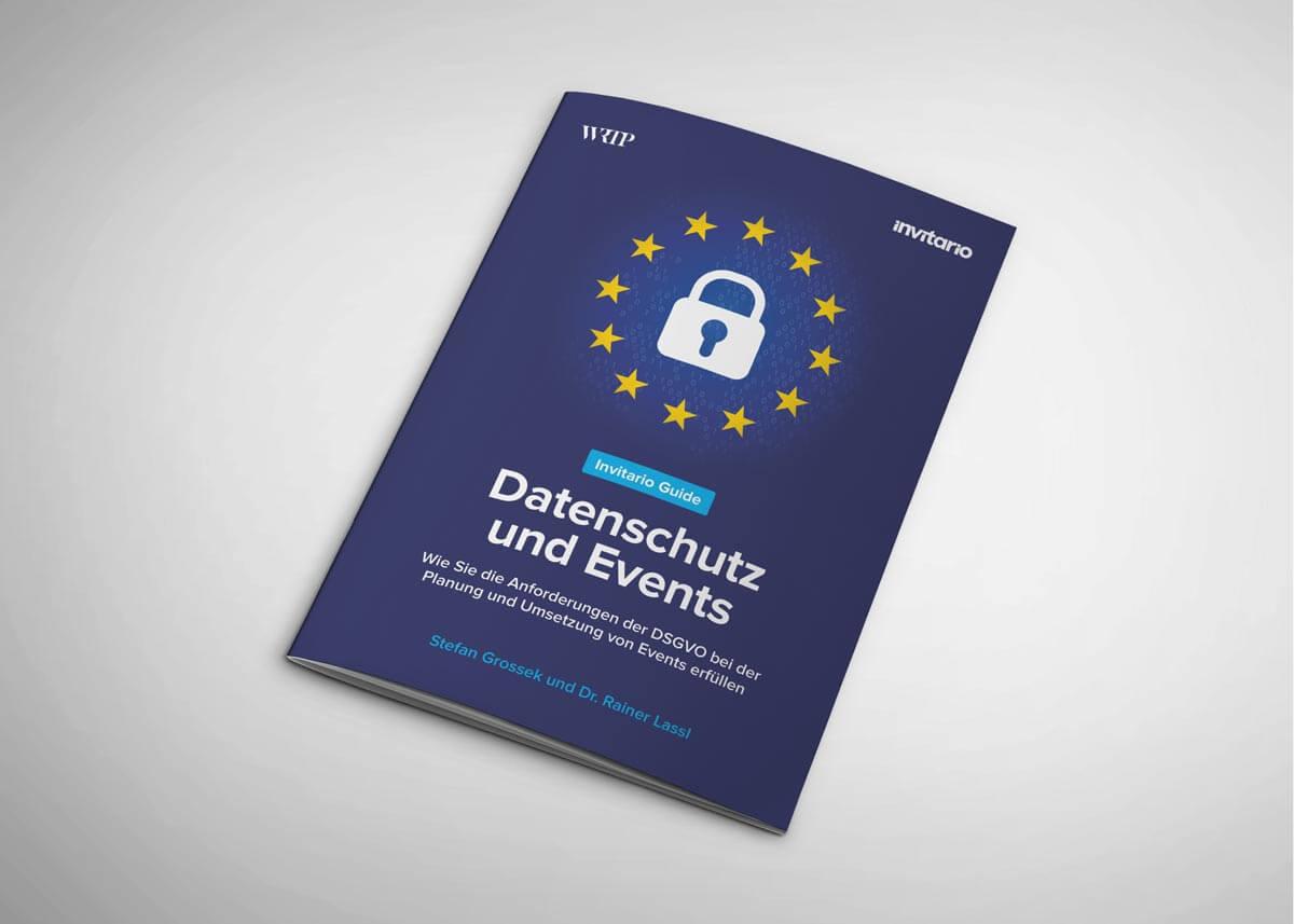 Fachwebinar: Datenschutz und Events