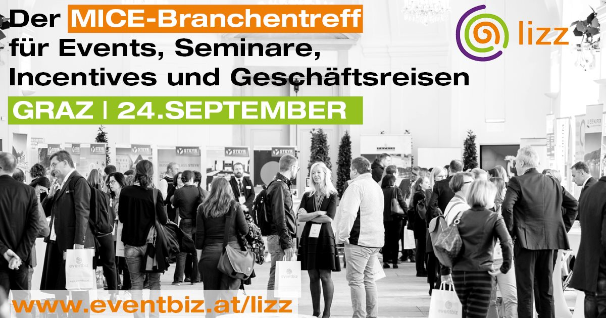 Lizz – die Eventbiz in Graz