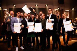 Austrian Event Award 2018, Foto: Ness Rubey Fotografie