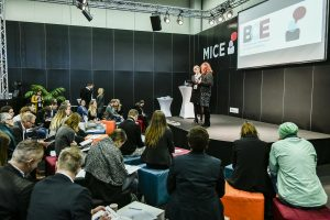 Das MICE-FORUM der BOE in Halle 5