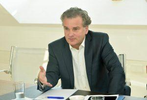 oeticket-Geschäftsführer Christoph Klingler, Foto: leisure / Christian Jobst