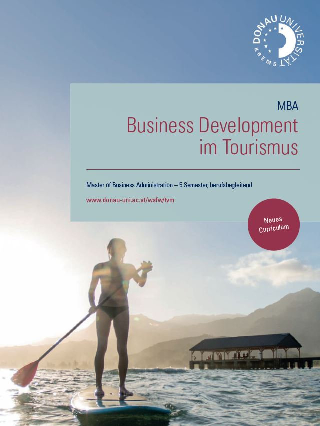 Studienstart Business Development im Tourismus