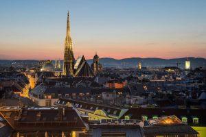 Die 20 besten Rooftop Bars und Eventlocations in Wien mit toller Aussicht