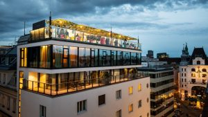 Hotel TOPAZZ Penthouse