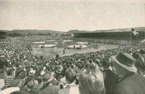 Eidgenössisches Schwing- und Älplerfest 1961