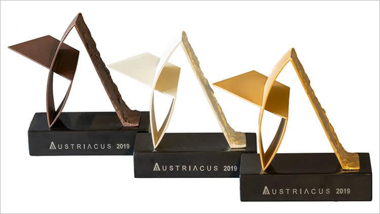 Werbepreis Austriacus 2019: Die Nominierten in der Kategorie Event stehen fest