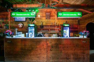 Die Gösser-Alm-Bar