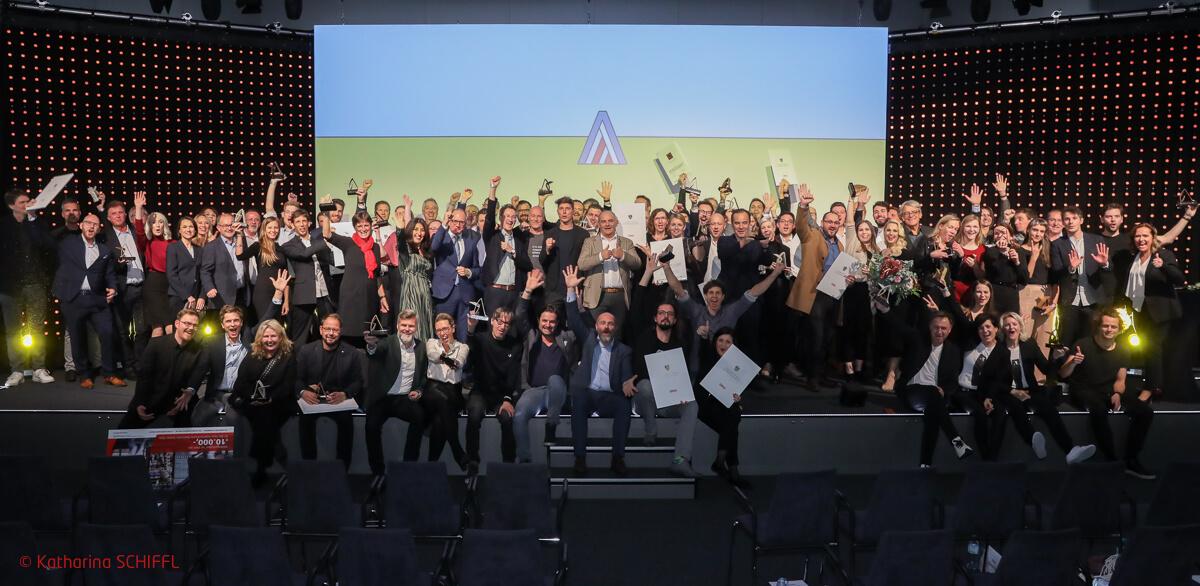 AUSTRIACUS 2019: Österreichischer Bundeswerbepreis von WKÖ verliehen