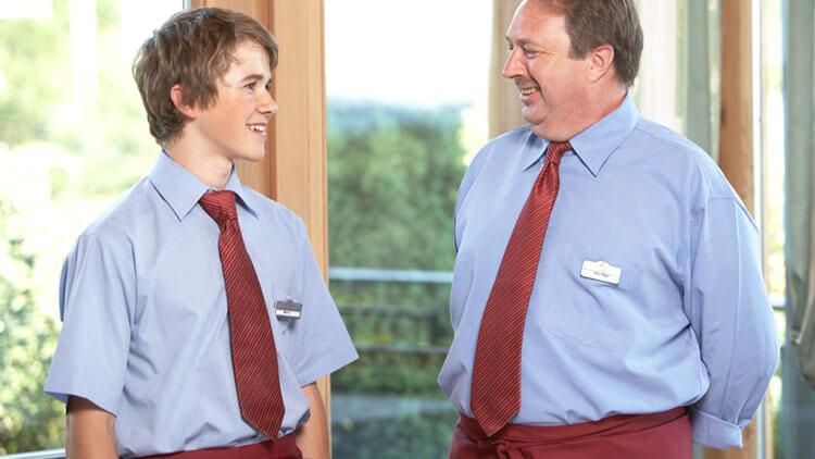 Modernisierte Lehrberufe und neue Doppellehre in der Hotellerie