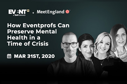 Eventprofs and mental health in a time of crisis