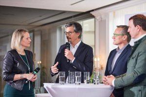 KnoWhere! 2020: Mondial Geschäftsführer Mag. Gregor Kadanka im Rahmen des Speed-Datings der Wirtschaftskammer, Foto: Mondial Location Finder