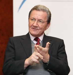 Prof. Dr. Gerd Prechtl, Präsident ARGE RTK, Foto: RTK