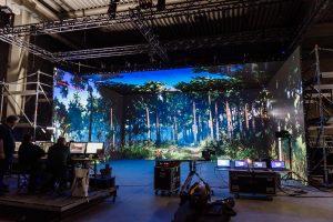Virtual Production Studio Vienna, Foto: Leonardo Ramirez-Castillo