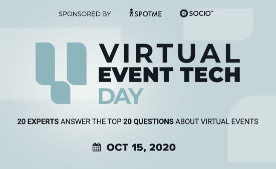 Virtual Event Tech Day