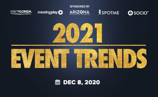 Event Trends 2021 mit Tony Robbins