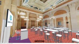 Going´ Places ermöglicht via VRAME die Visualisierung von Veranstaltungsstätten, Foto: GOIN' PLACES / Katharina Zehender