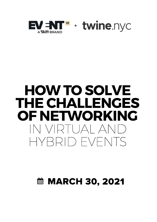 Networking in Virtual and Hybrid Events