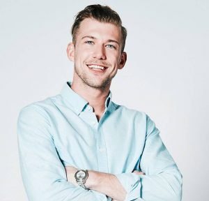 Thomas Pichler ist Key Account Manager bei 25hours Hotels, Foto: 25hours Hotels