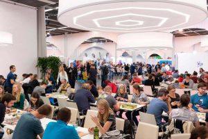 Spielefest 2019 im Austria Center Vienna - Gold-Stevie-Preisträger in der Kategorie bestes B2C-Event, Foto: IAKW-AG, Ludwig Schedl