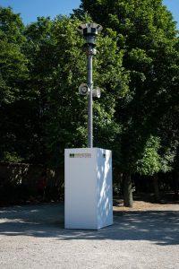 Mobile Event-Sicherheitstechnik von MOVETOS Austria, Foto: Andreas Hross
