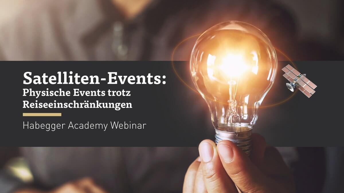Markenbindung mit Satelliten-Events